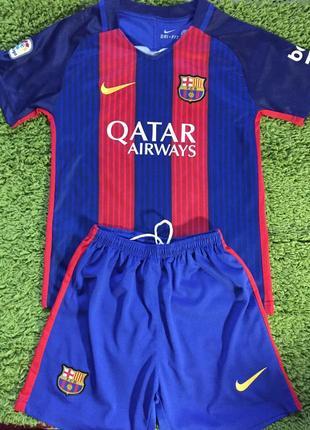 Детская футбольная форма fc barcelona p 146