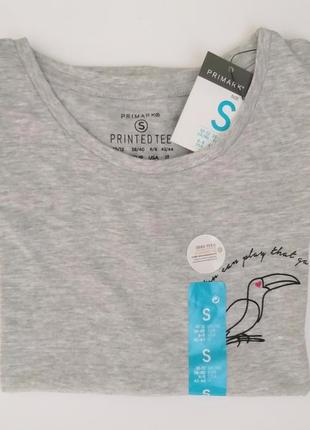 Женская футболка primark