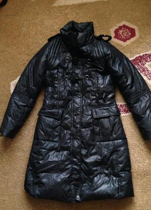 Стильное пальто-пуховик cop.copine
