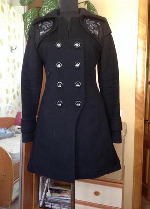 Пальто raslov, р46.