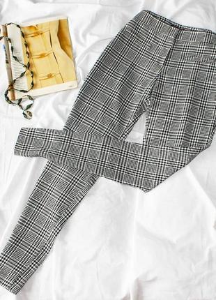 Sale брюки штаны в гусиную лапку select