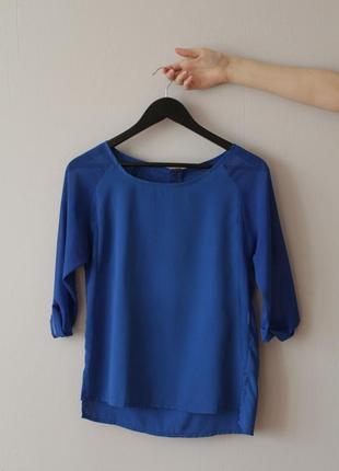 Шифоновая блуза