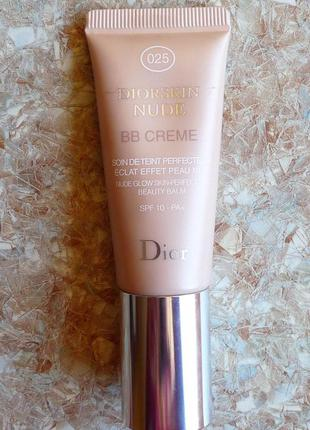 diorskin nude bb cream бальзам красоты