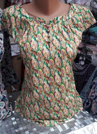 Блуза ткань софт