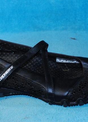 Skechers красивые мокасины 36 размер