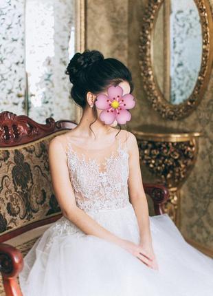 Свадебное платье испанского бренда la petra