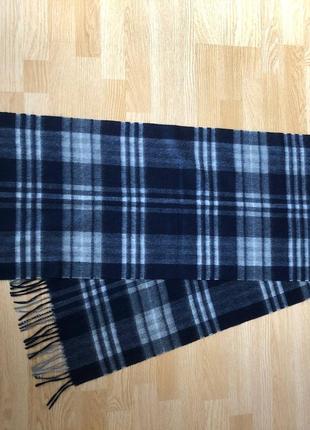 Кашемировый шарф новый