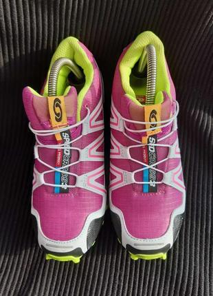 Бомбезные кроссовки salomon5 фото