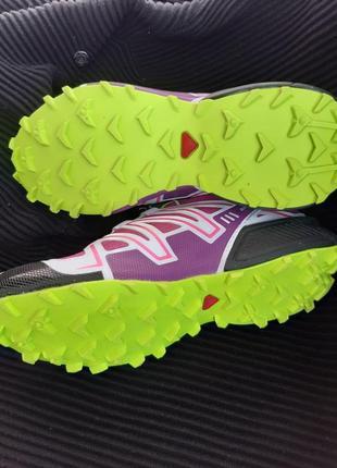 Бомбезные кроссовки salomon9 фото