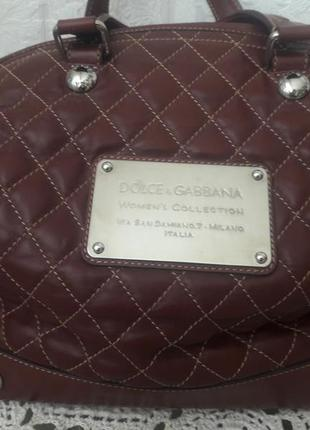 Шикарная сумка  dolce&gabbana