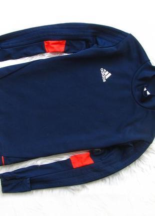 Спортивная кофта свитшот лонгслив бомбер мастерка adidas