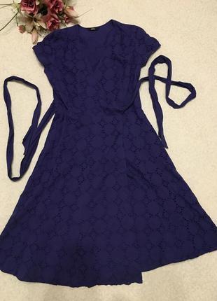 Платье миди с
