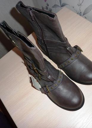 Ботинки на низком ходу sinsay, 38-39 р. (стелька 25 см)