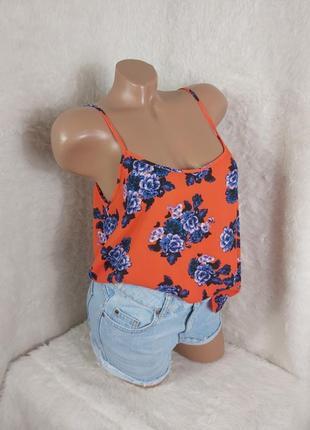 Шикарная блуза майка