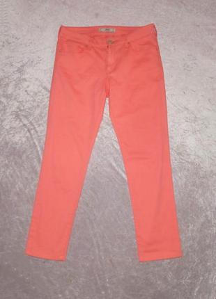Яркие штаны cotton
