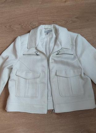 Легкая куртка пиджачок h&m