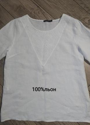 Лянна сорочка блузка