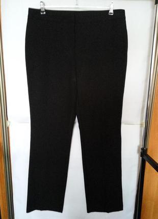 Классический черные брюки f&f
