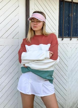 Козырек пудра розовый кепка женская