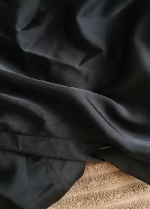 Шелковое платье 5 цветов, платье, платье комбинация, платье шелк (арт 100321)6 фото