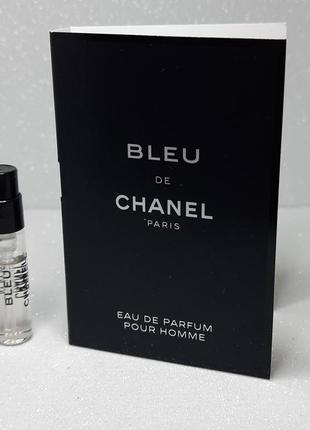 Пробник chanel bleu de chanel eau de parfum