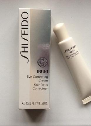 Крем под глаза shiseido