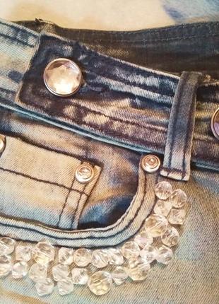 Джинсы fashion jeans новые xxs-xs10 фото