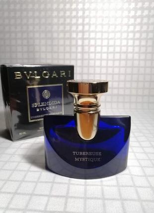 Bvlgari splendida tubereuse mystique парфюмированная вода 30мл оригинал