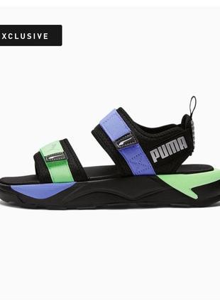 Босоножки босоніжки сандалі puma rs-sandal gid sandals