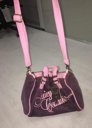 Сумочка сумка для девочки через плечо juicy couture