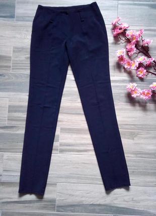 Темносиние брюки