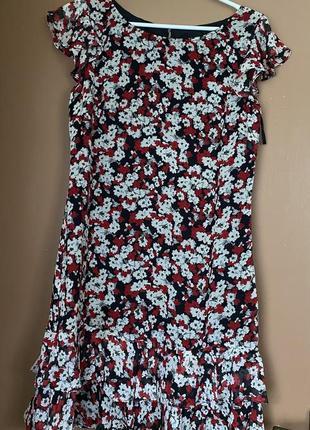 Платье, шёлк 100%