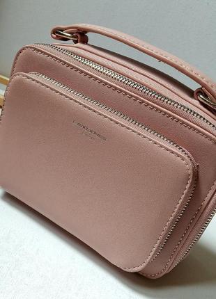 Новая сумка/ женская сумка/ сумка с маленькими ручками/ маленькая сумка/сумка 2в1
