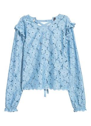 Новая блуза h&m. размер 36