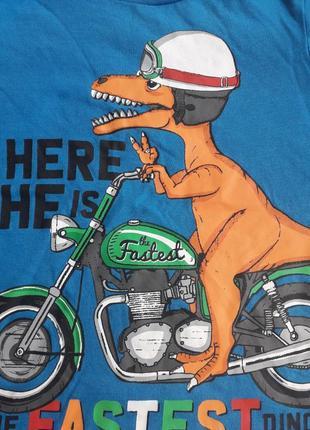 Реглан кофта динозавр2 фото