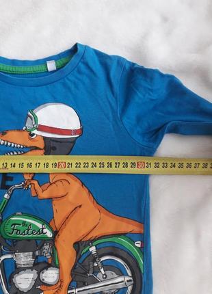 Реглан кофта динозавр5 фото