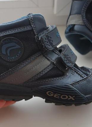 bd4db87c1 Детские демисезонные ботинки geox. италия, 27 размер, 16,5см стелька ...