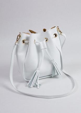 Стильная сумка-мешок на каждый день.