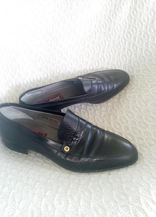 Туфли мужские dario dodoni(кожа, италия)