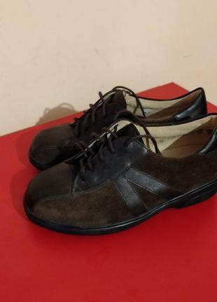 Распродажа !!! женские ортопедические туфли бренд solidus германия