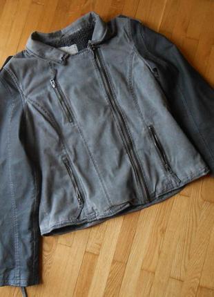 Куртка косуха утепленна