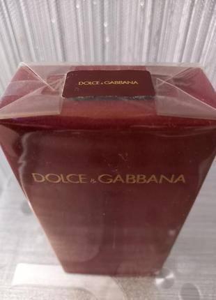 Dolce & gabbana  парфюмированная вода женская, 100 мл2 фото