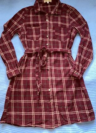 Рубашка-халат