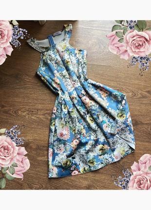 Платье летнее по фигуре