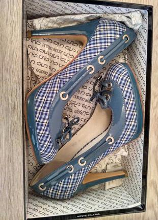 Модные туфли antonio biaggi p.38