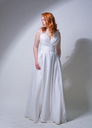 Стильное свадебное платье, которое всегда будет в моде