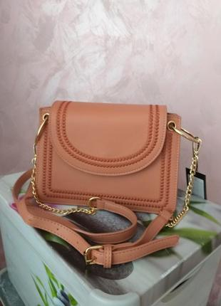 Ніжна сумочка з вишивкою