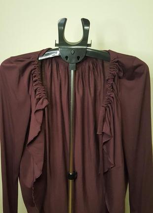 Блузка трикотажнаяр.38-40 sisley