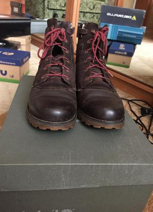 Ботинки женские осень-зима timberland (оригинал)