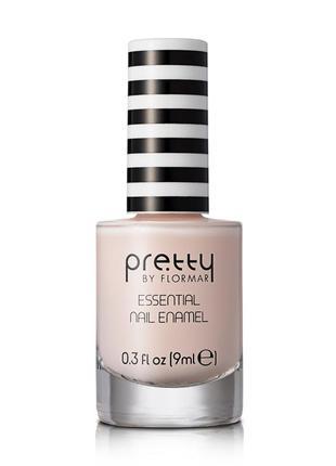 Pretty essential nail enamel лак для ногтей №003, creamy